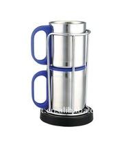Acrylic coffee mugs