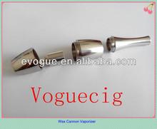 wax atomizer e cigarette mod mechanical wax burning double coil vaporizers mod ecig kit