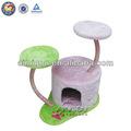 حار بيع الجملة الملونة 2014 diy القط شجرة