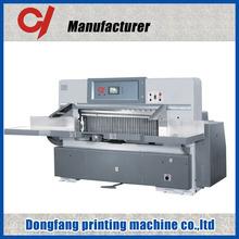 QZK 920 1300 1370 cutting machines italy standard pc-p43 electric paper cutter