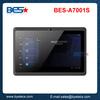Accept trial order bluetooth wifi phone call Boxchip A13 Cortex A8 q88 tablet