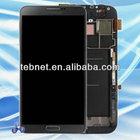 For Samsung Galaxy Note 3 N9000 N9005 N900A N900T LCD Screen + Digitizer Touch Grey