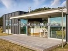 luxury prebuilt prefabricated container houses villa for sale