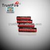 Trustfire aa battery 900mah 14500 lithium ion rechargeable battery 3.7v aa battery with battery holder