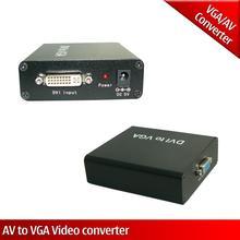Best Seller DVI TO VGA Converter Adaptor For VGA Monitores Projectors