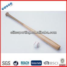made in china wholesale pine wood baseball bat