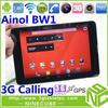 "Ainol BW1 Numy 3G GPS Tablet Pc 7.85"" 10 Point IPS Touch HDMI FM Bluetooth Dual Sim 2G/3G Phone Call Ultra Slim 8.7mm"