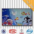 di alta qualità nuovo oceano mattonelle di mosaico in vetro design mosaico di vetro bella muro arte murales carta da parati per camera bambini