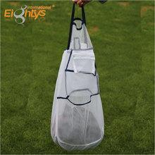 Mesh net hanging cheap nylon laundry bags