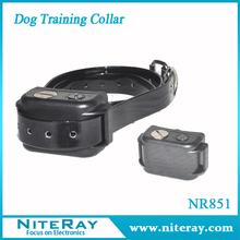 Waterproof remote electric dog collar TPU dog shock collar