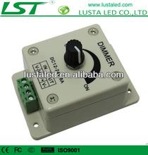 Led Dimmer 24v, PWM Digital Dimming,DC12-24V,Constant Voltage PWM Led Dimmer