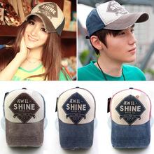 New Vintage Mens Womens Baseball Cap Adjustable Sport Hats Outdoor Caps Sun Hat