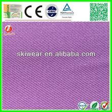 Factory wholesale spandex twill weave woolen fabric