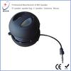 Portable travel mini speaker ball