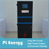 all in one solar power battery bank 9.6kwh energy storage