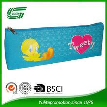 2014 Fashion cute schoole promotion cheap pencil case wholesale