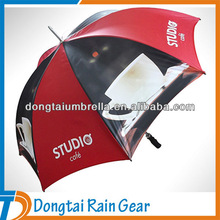 30 inch*8ribs coffee shop gift golf umbrella as gift
