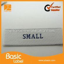 custom cheap classic clothing label design