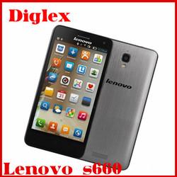 wholesale new lenovo s660 quad core 3000mAh wcdma mobile phone