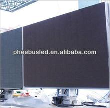 P8mm outdoor rental SMD LED digital display module board mobile electronic billboard for rental screen