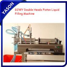 Semi Automatic Cosmetic Fluids/Liquid Soap/Perfume Filling Machine 2heads,Different Filling Range can be Chonse