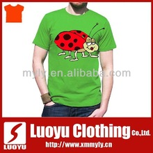Fit for adult 100 polyester sublimation t shirt
