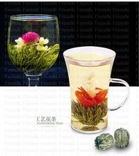 china blooming tea (jin yuan bao)