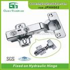 High quality beautiful soft close wood h type door hinge
