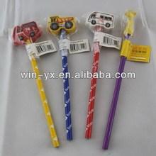 Top level creative expression pencil sharpener