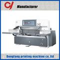Qzk 920 1300 1370 automática batatas fritas máquina de corte da mão pressador alumínio- folha de papel máquina de corte