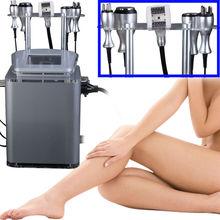 Top sale!!!5 in 1 New design salon equipment vacuum,cavitation RF beauty salon equipment,slimming beauty equipment