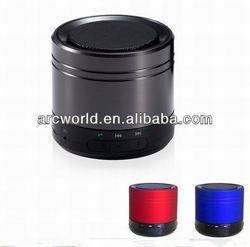 AWS885:Stainless Steel Hi-Fi Portable Bluetooth Speaker,singing table speaker
