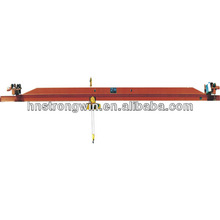 China crane hometown top quality bridge cranes wheels for lifting and pulling