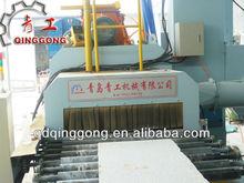 Composite flooring Stone shot blasting machine