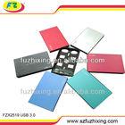 2.5'' Usb 3.0 SATA portable hdd external hdd case ,support 500gb/1tb hard disk drive