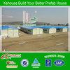 EPS steel panel Modular Site Temporary Steel Prefab Cheapest Building Cheap House