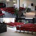 Igreja/pew cadeira atacado yc-g17-08