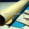 Semi- impressão offset compressíveis cobertores de rolo de borracha