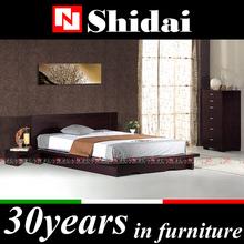 Classic hotel nightstand / reclaimed wood nightstand / mirror nightstand side table N-9