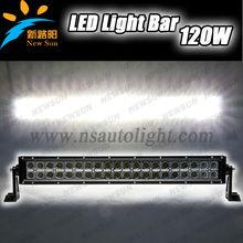 Wholesale IP67 12V 24V C ree 21c5 Inch 120W LED Lights Bar Flood Spot COMBO Light Bar 4WD UTE OFF ROAD For Truck Boat Camping