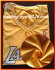 knitting polyester dazzle plain cloth for sportswear,uniform