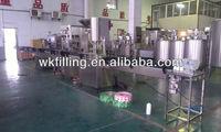 liquid PET plastic bottle filling machine/automatic small bottle filling machine,plastic bottle packaging machine