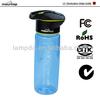 Lighting Shaker Bottle with LED Flashing for Promotion Gift