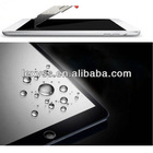 Premium import mobile phone accessories anti-shock mirror tempered glass screen protector for ipad 2 3 4
