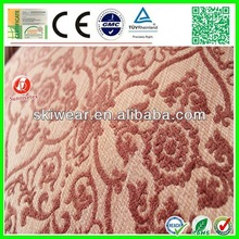 anti-static spandex stretch upholstery fabric beds