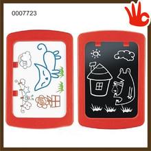 2014 shantou chenghai nice doodle drawing board colour magnetic drawing board children's drawing board