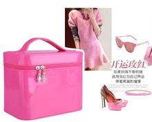 Sunrise New Design Hot Sale Handmade Beauty Cosmetic Case, Best Competitive Price PU Cosmetic Case