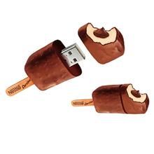 Novelty usb sticks,Ice cream PVC USB Flash Drive,512GB USB Flash Drive