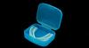 Silicone taekwondo mouth guard wholesale/mouth guard case