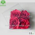 Nouveau style romantique lumière jusqu'à fleurs artificielles